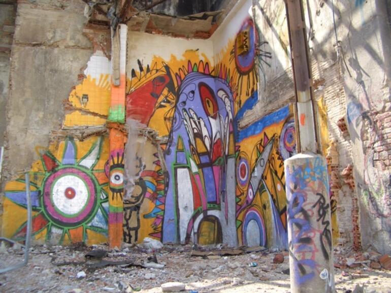 Barcelona Graf #3 - Barcelona