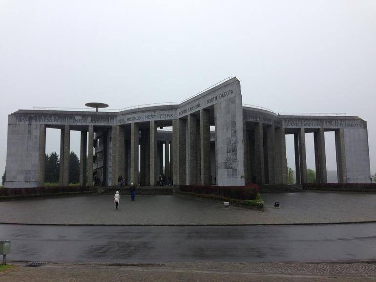 Bastogne - Brussels