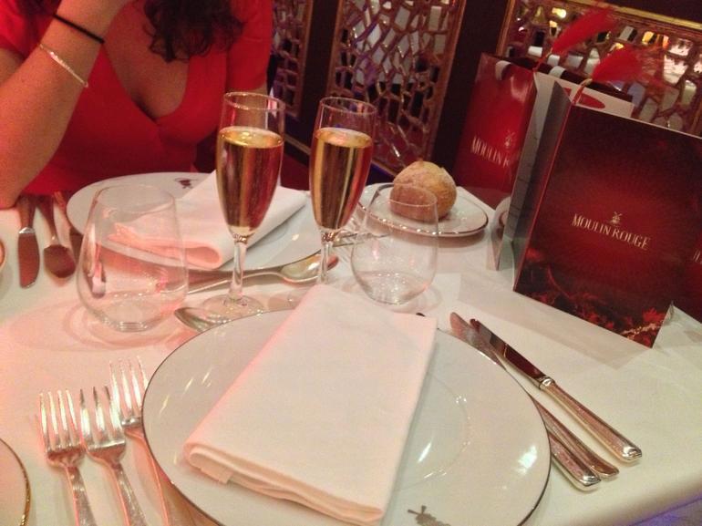 Champagne Aperitif - Paris