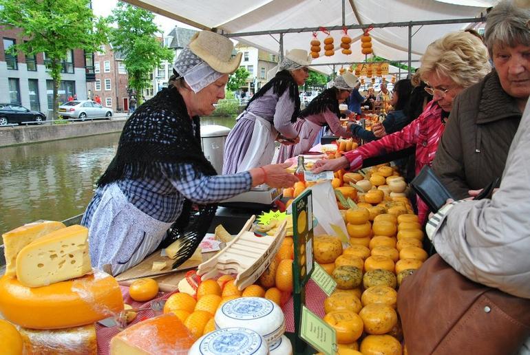 Cheese Stalls - Amsterdam