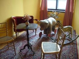This used to be the children's play room., Karl G - February 2009