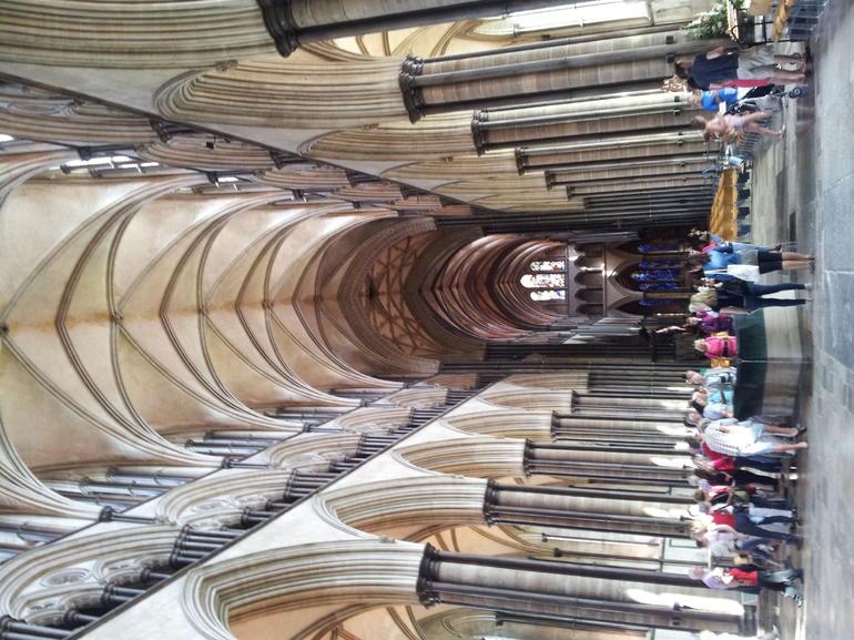 claustro de Salisbury - London