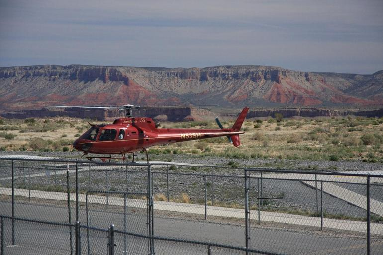 Grand Canyon Helicopter - Las Vegas