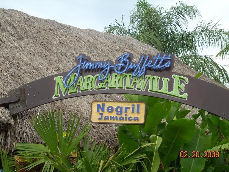Margaritaville - Montego Bay