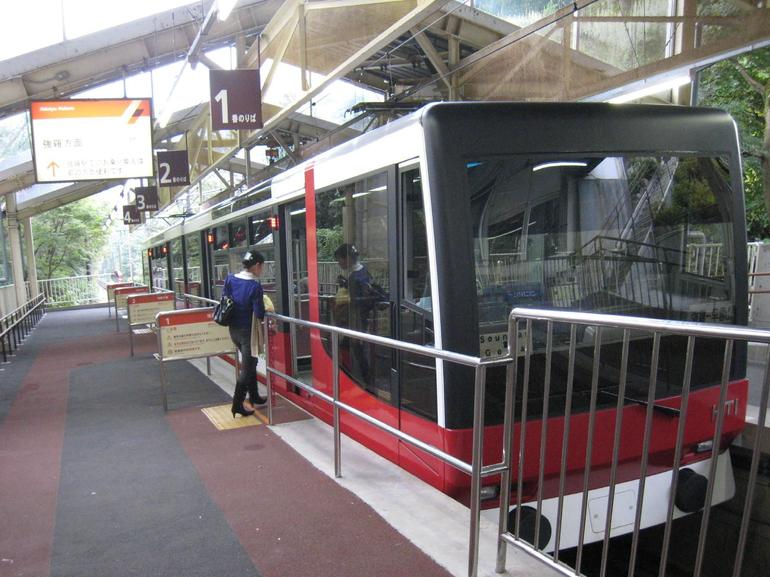 Mountain train - Tokyo