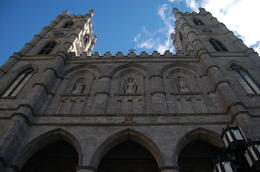 Notre-Dame Basilica in Montreal - May 2011