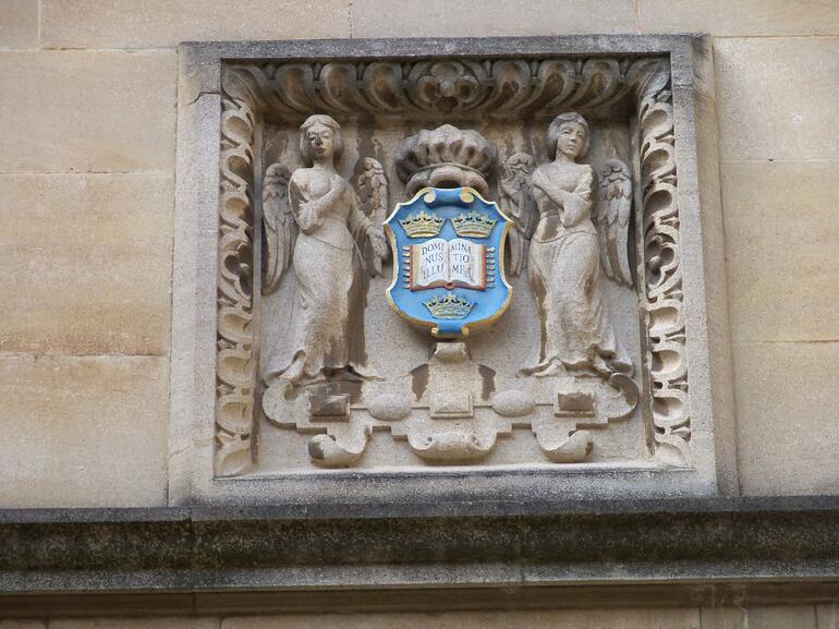 Oxford Symbol - London