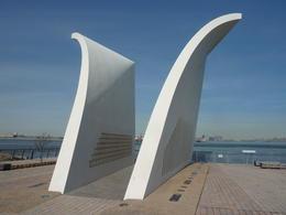 Staten Island-9/11 memorial close to the ferry , Dipu12345 - April 2011