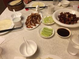 Authentic Peking Duck Dinner in Beijng , Michael M - November 2014