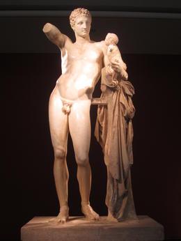 Museum of Olympia , rovisco - November 2011