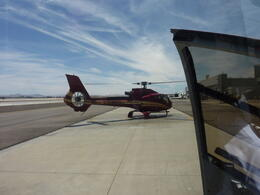 leaving Mccarran for Grand Canyon , Tony P - June 2014