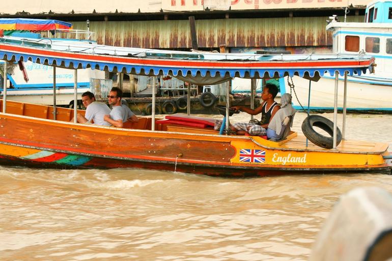 Rice Barge Cruise - Bangkok