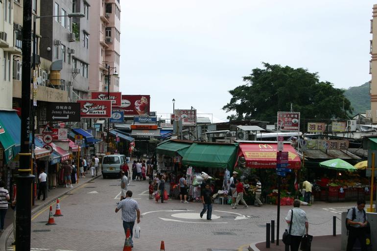 Stanley Markets - Hong Kong