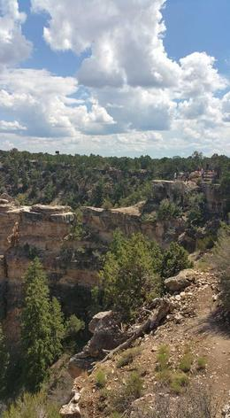 Grand Canyon South Rim Day Trip from Las Vegas with Optional Helicopter Tour, Gpo - September 2016