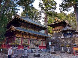 The mausoleum of the first Tokugawa Shogunate , Matthew D - December 2015