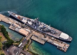 USS Missouri , Tom S - February 2016