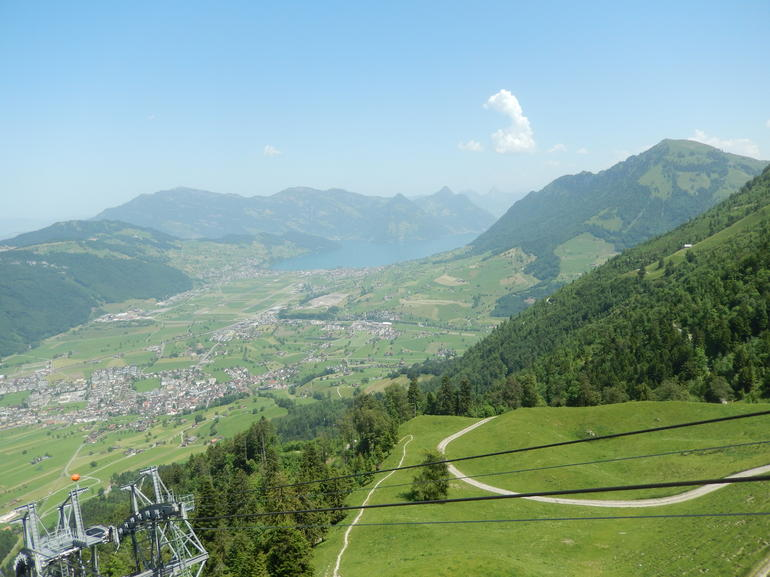 Day Trip to Lucerne and Mount Stanserhorn Including CabriO Cable Car Ride photo 16