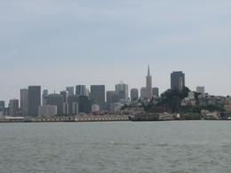 Financial District from the boat - August 2009