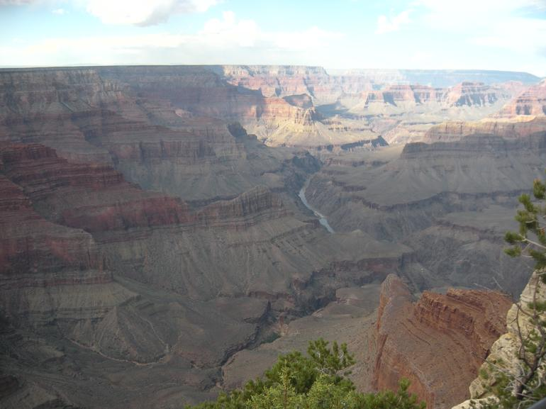Views of the Rapids - Grand Canyon National Park