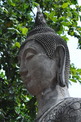It is amaxing this Budda is in such good condition. , Debbie A - July 2012