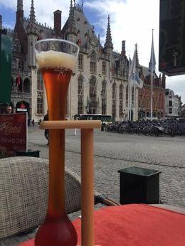 Buy a yard beer in Market Square , Lisa F - September 2015