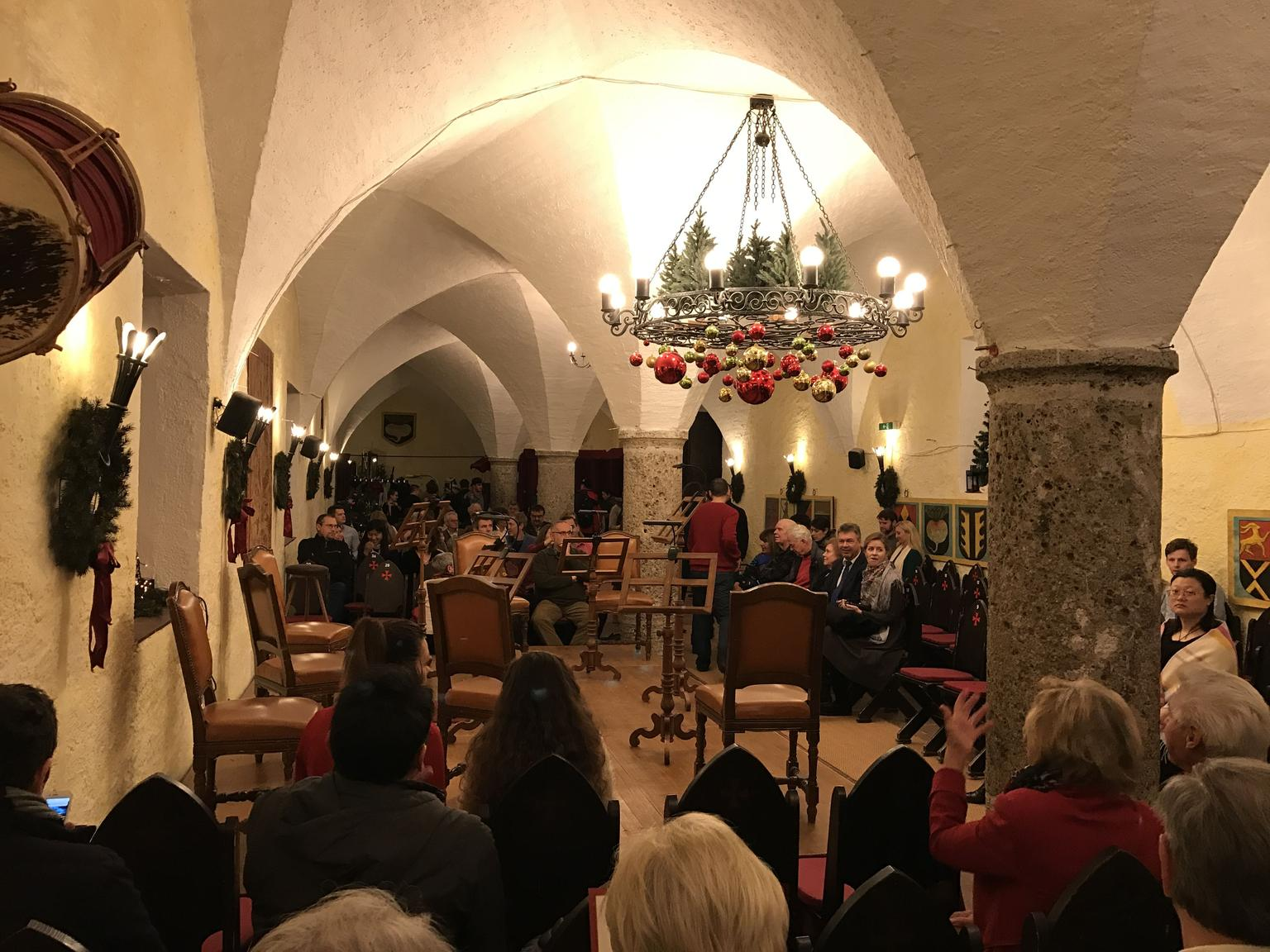 MÁS FOTOS, Best of Mozart Concert and Dinner or VIP Dinner at Fortress Hohensalzburg