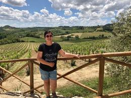 Me at the vineyard , raquelevillagrana - June 2017