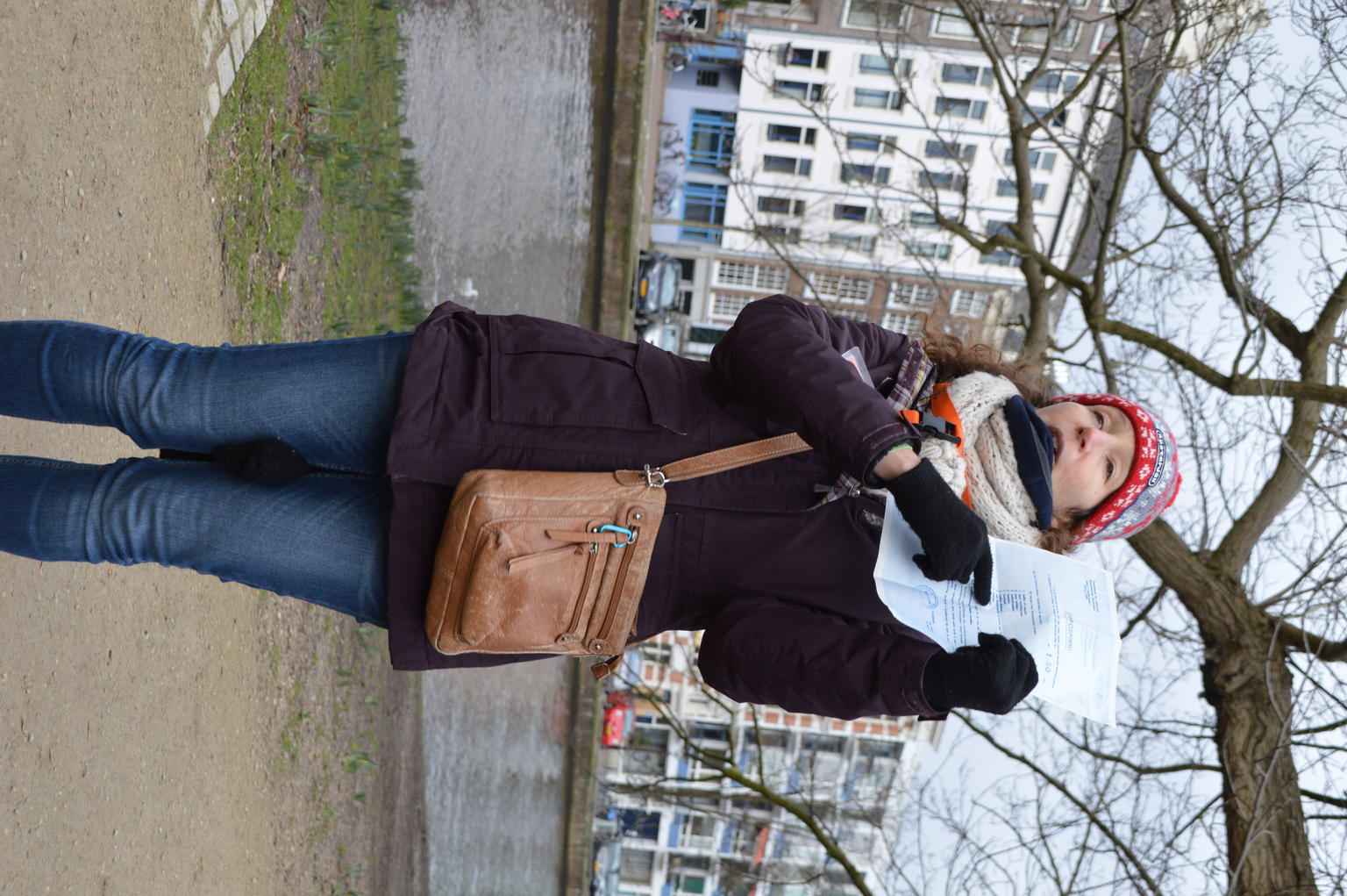 MÁS FOTOS, Visita a pie del Barrio judío de Ana Frank en Ámsterdam