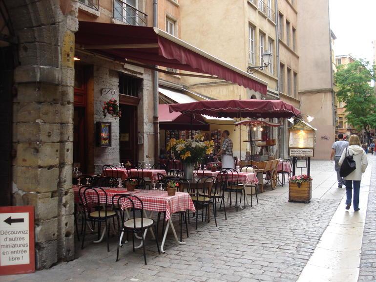 A Bouchon in Vieux Lyon - Lyon