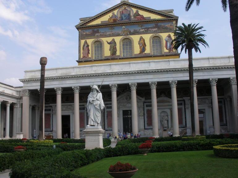 Basilica di San Paolo - Rome
