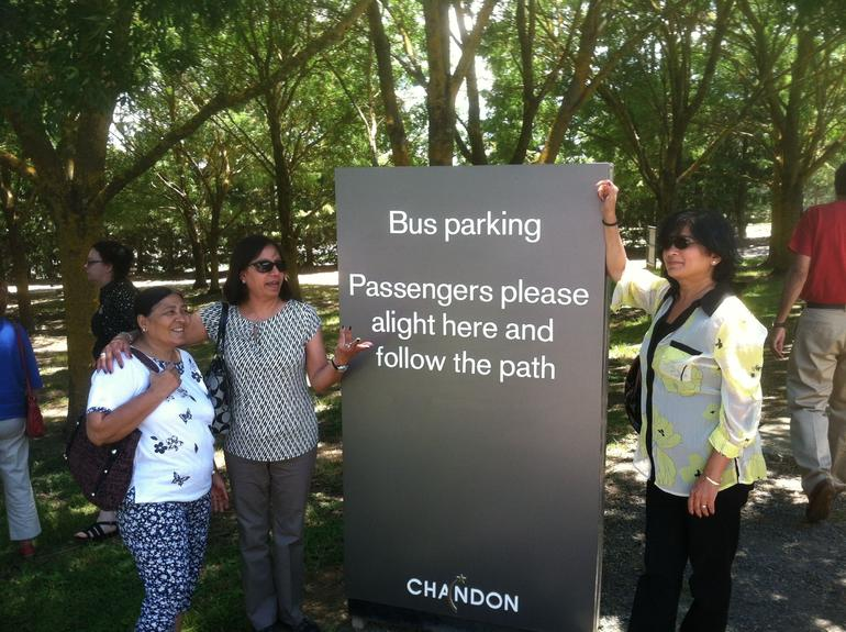 Chandon Winery !! - Melbourne