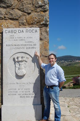 Cabo da Roca, the westernmost point in Europe!!!, Dario M - May 2014