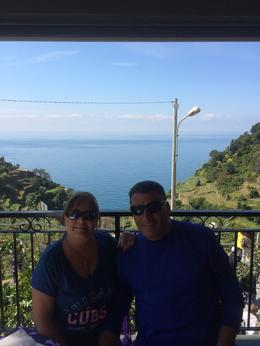 lunch with a view , Cyndi - May 2014