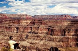 West Rim of the Grand Canyon. , Shakil H - September 2015