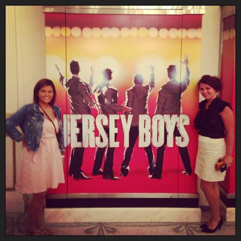 Jersey Boys at Paris Hotel - Las Vegas
