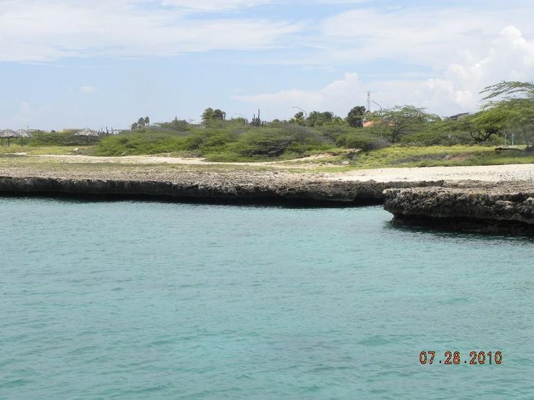 Lunch stop - Aruba