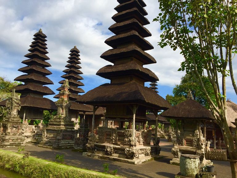 Bali Monkey Forest, Mengwi Temple, and Tanah Lot Afternoon Tour photo 19