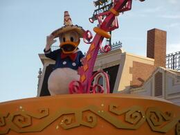 Donald Duck!, LUCY K - June 2011