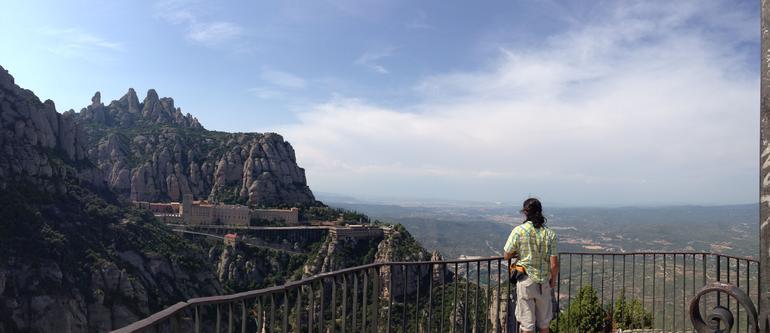 Montserrat half day trip from Barcelona... fabulous trip - Barcelona