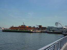Staten Island ferry terminal , Dipu12345 - April 2011