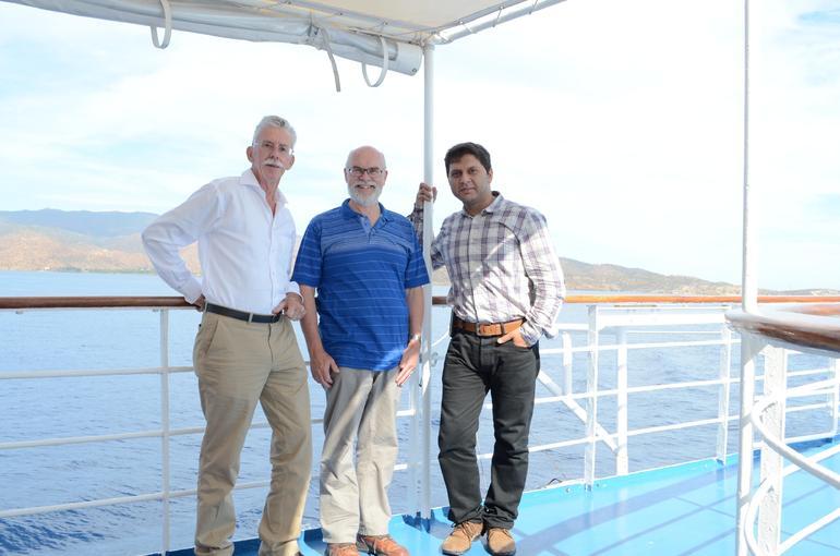 Picture taken during cruise - Athens