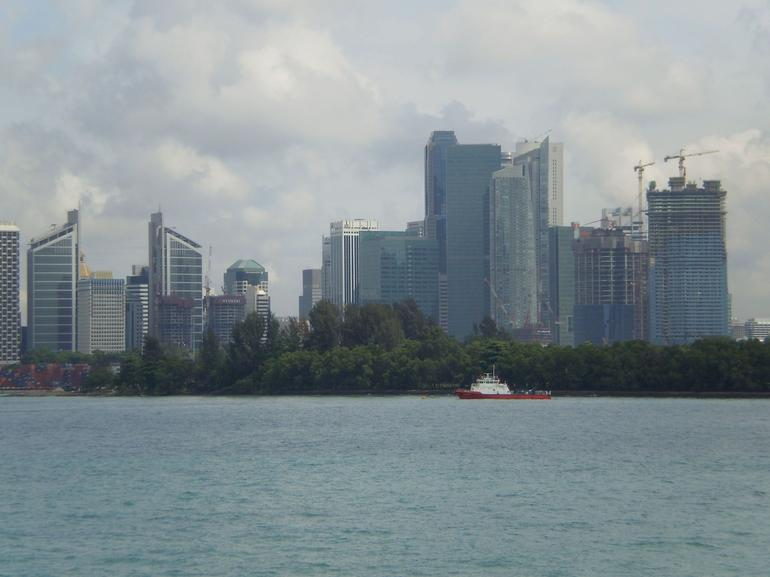 Singapore's CBD - Singapore
