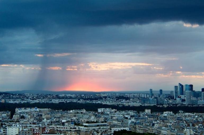 Storm - Paris