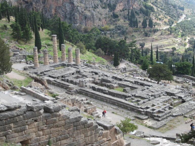 Temple of Apollo - Athens