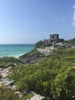 Early morning access at Tulum was great! , Sarah B - July 2016