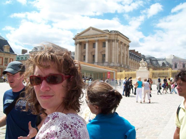Versailles on Bike - Paris