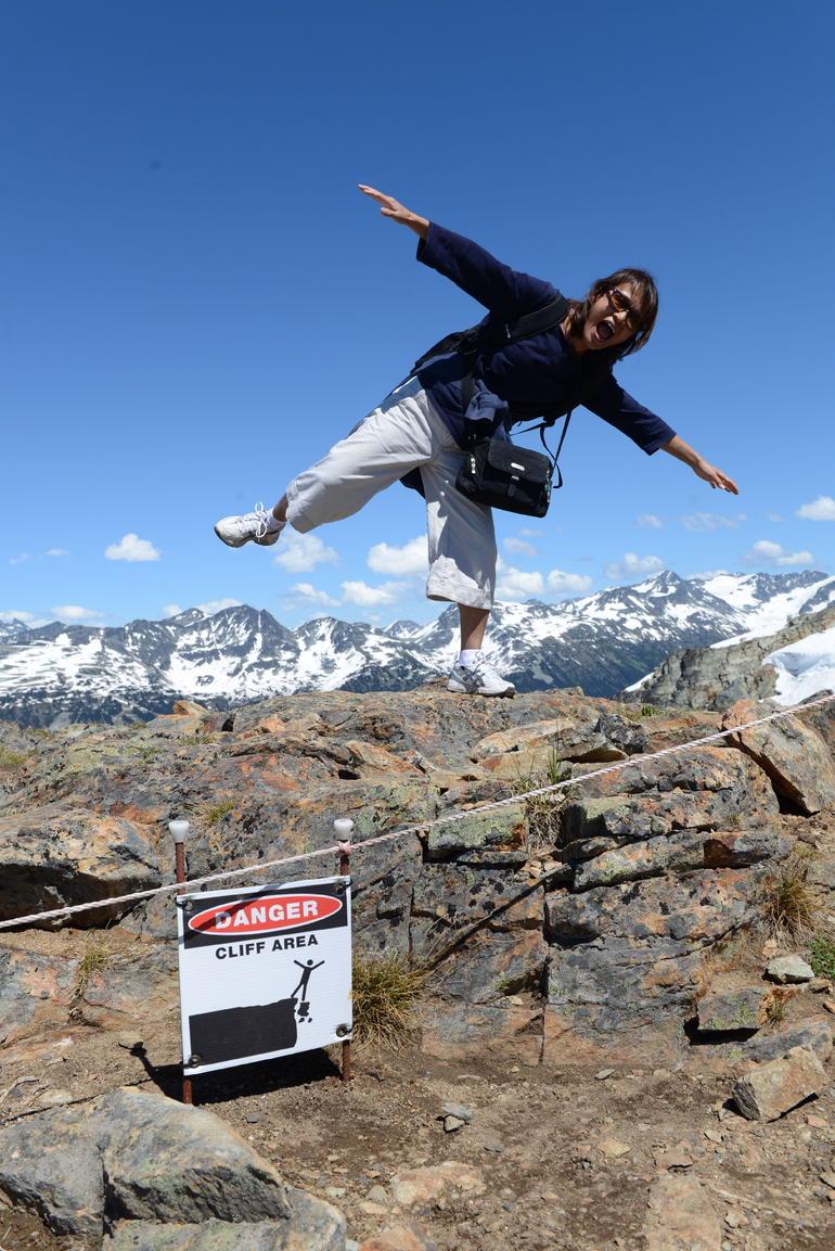 Whistler Peak to Peak Gondola - Whistler