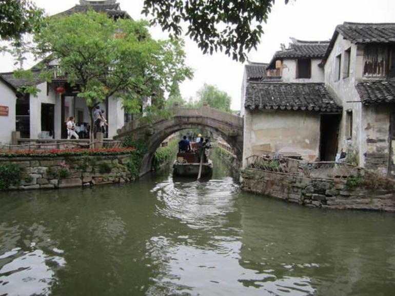 Zhouzhuang Water Village - Shanghai