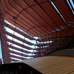 Inside the Sydney Opera House , Kristine K - March 2017