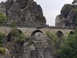 Bastei Bridge in Germany , jacki s - July 2017